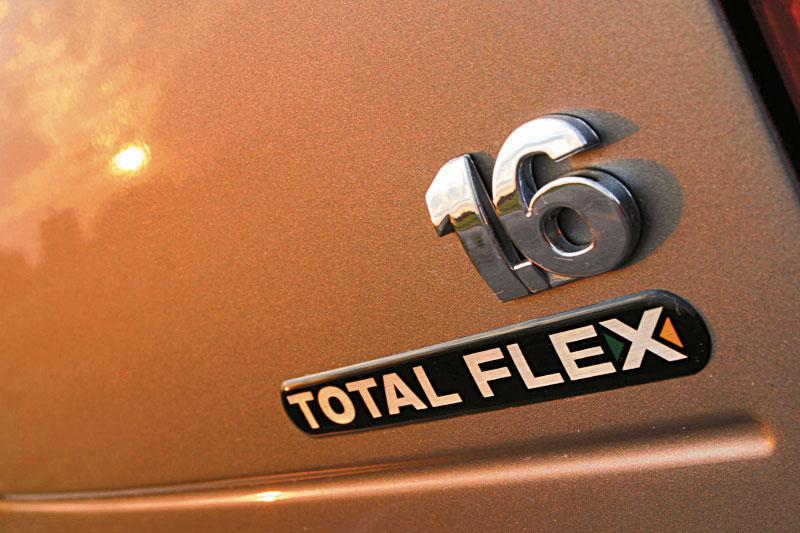 VW Gol 1.6 Total Flex
