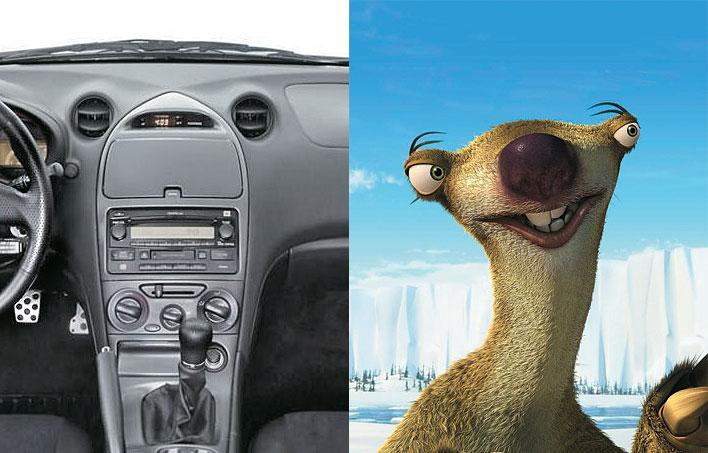 Toyota Celica e Sid