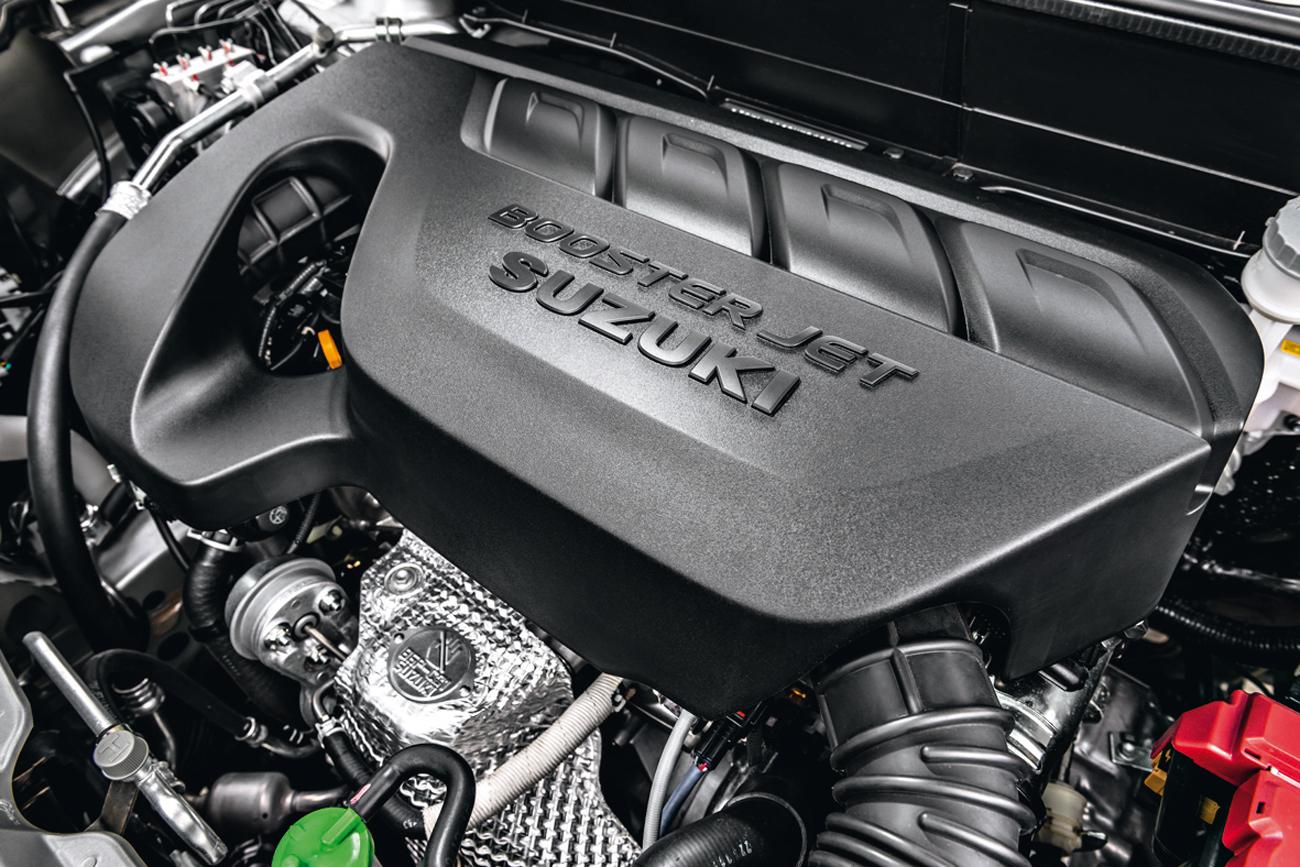 Com 146 cv e 23,5 mkgf, motor 1.4 turbo anda muito e bebe pouco