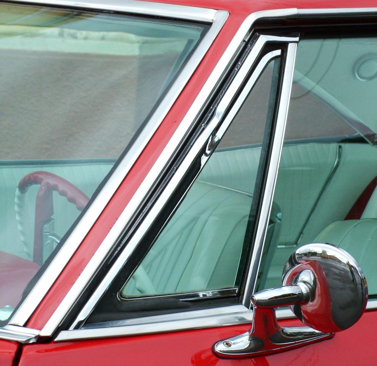 Quebra-vento do Chevrolet Impala SS