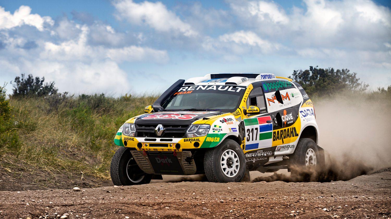 SUV é preparado com assistência da Renault Sport