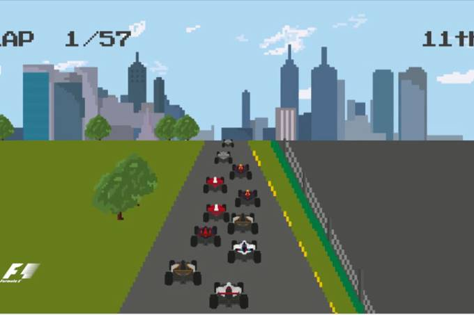 Fórmula 1 – retrospectiva 2016