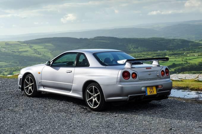 Skyline GT-R (R34)
