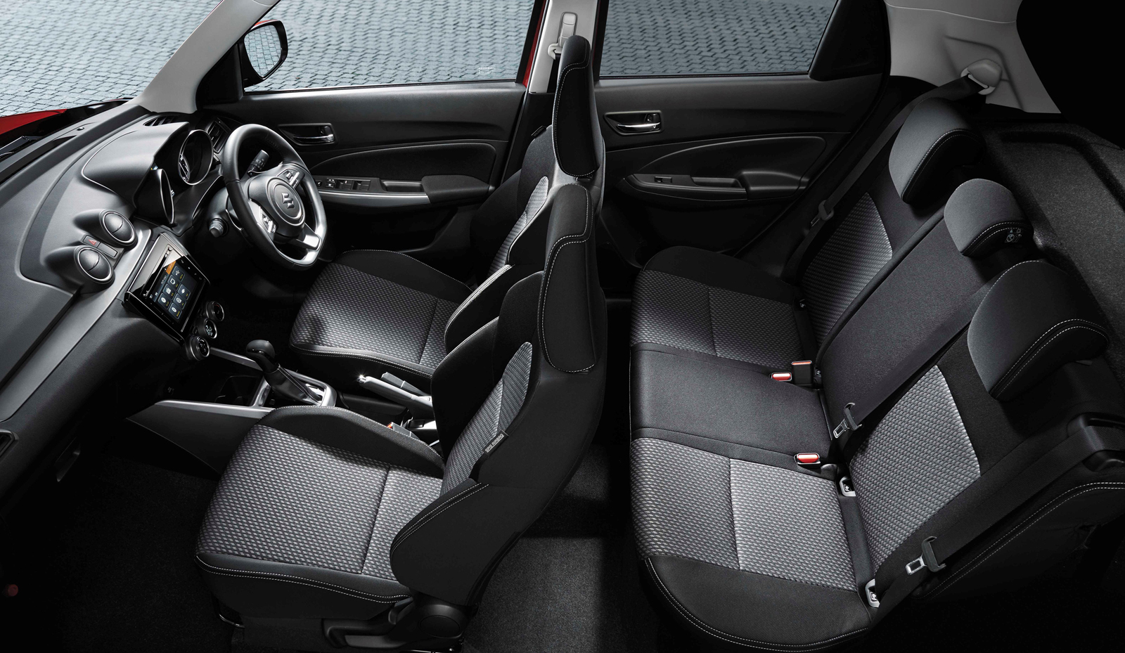 Suzuki Swift cabine