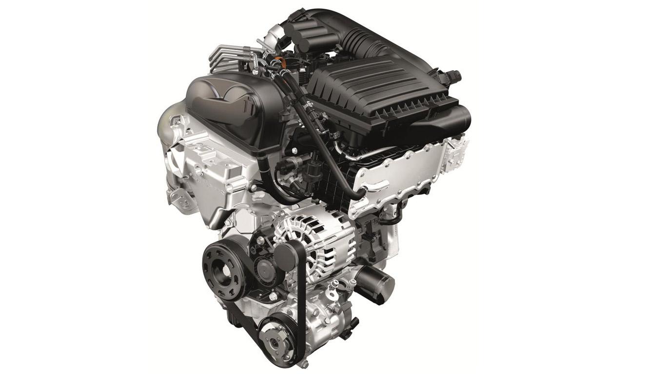 Motor 1.4 TSI da Volkswagen
