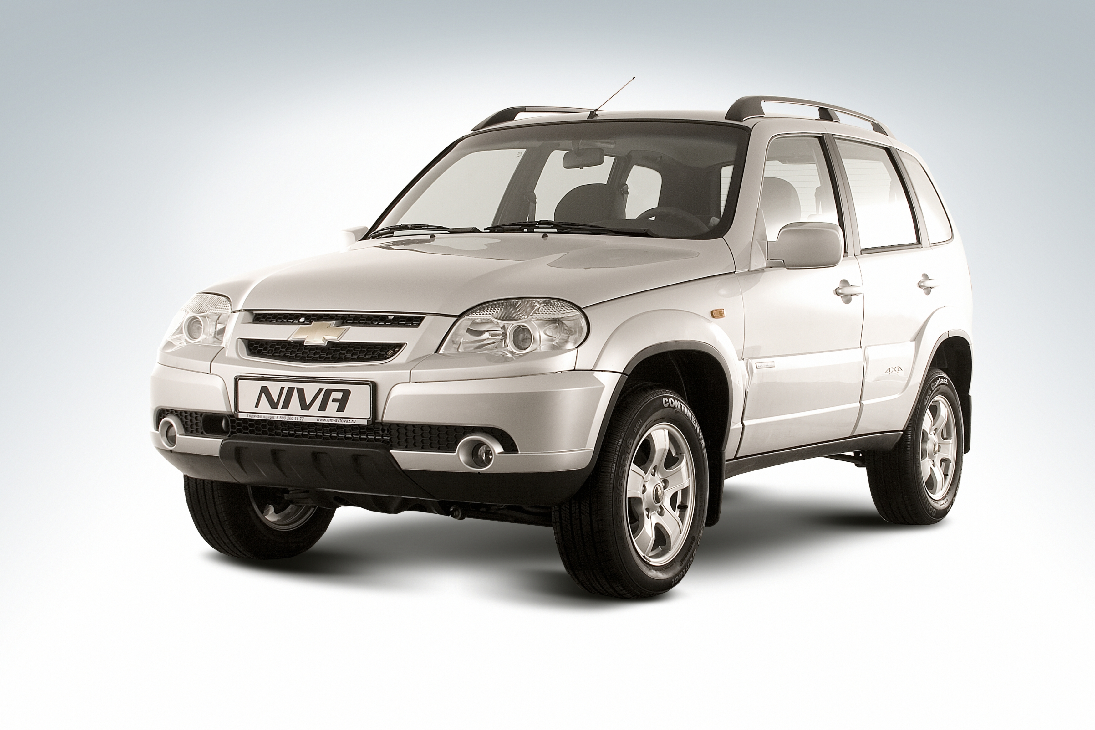 O Chevrolet Niva foi feito para o mercado russo