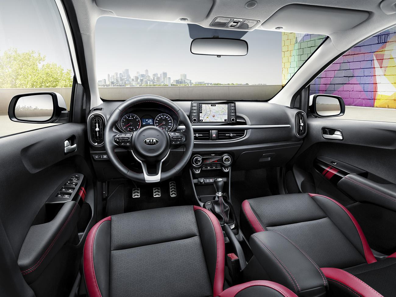 Interior mantém o refinamento acima da média do segmento