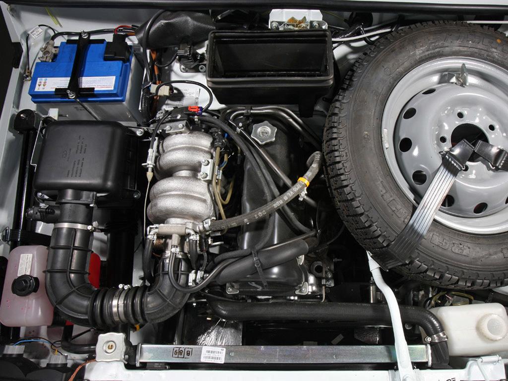 Motor Lada Niva