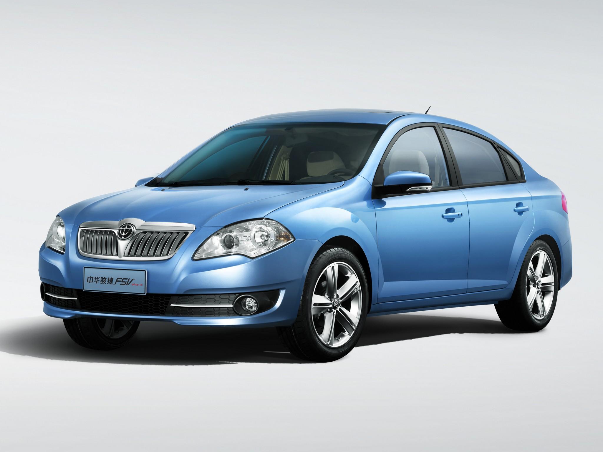 Famosa por produzir carros BMW na China, a Brilliance ainda não iniciou suas vendas por aqui