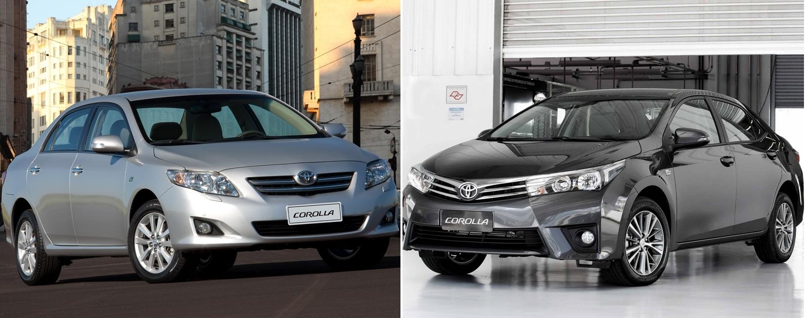 Mesmo com câmbio CVT a nova geração do Corolla é muito mais empolgante