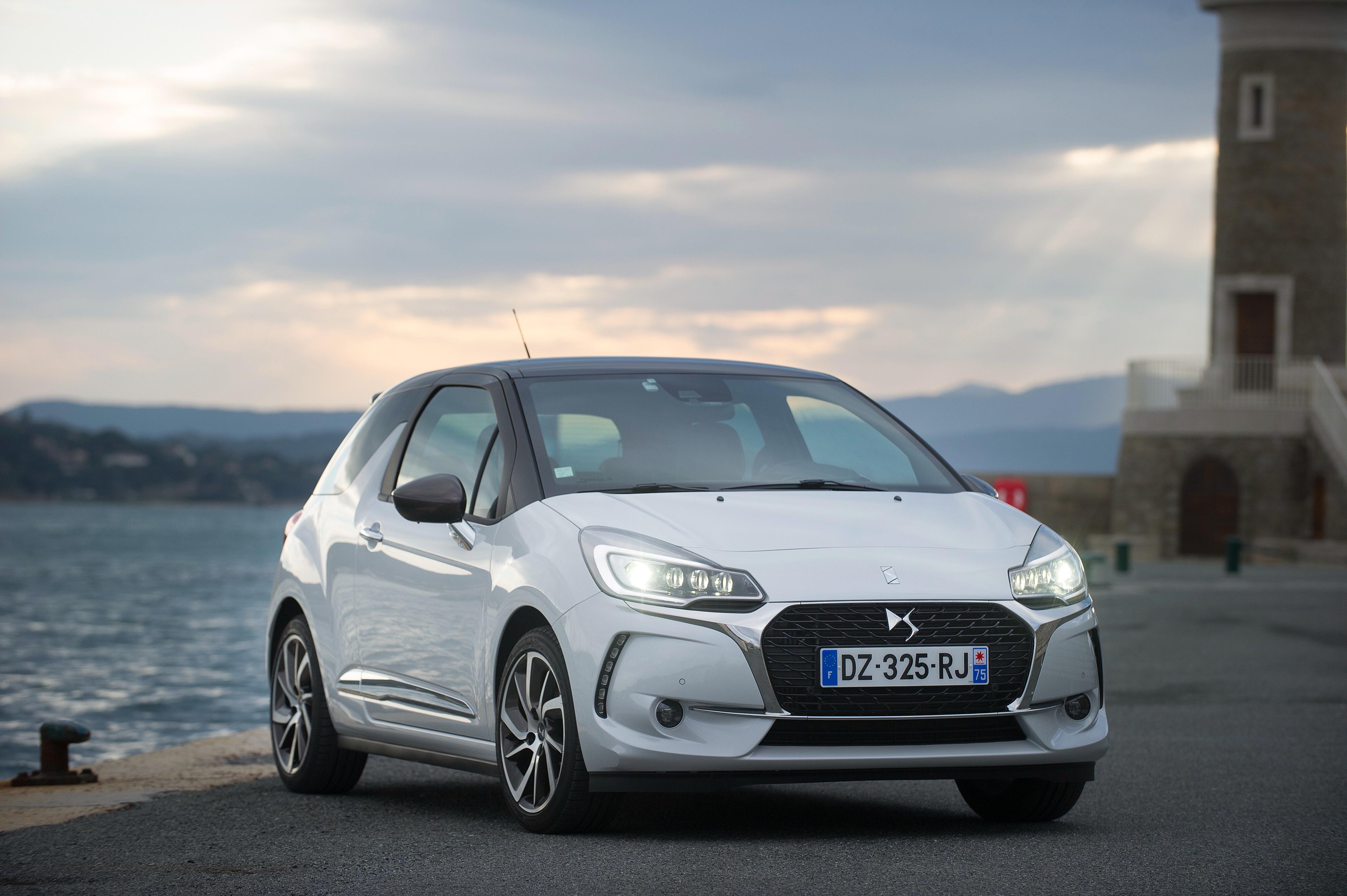 Os DS deixaram de ser uma linha de luxo da Citroën para se tornarem modelos de uma nova marca da PSA