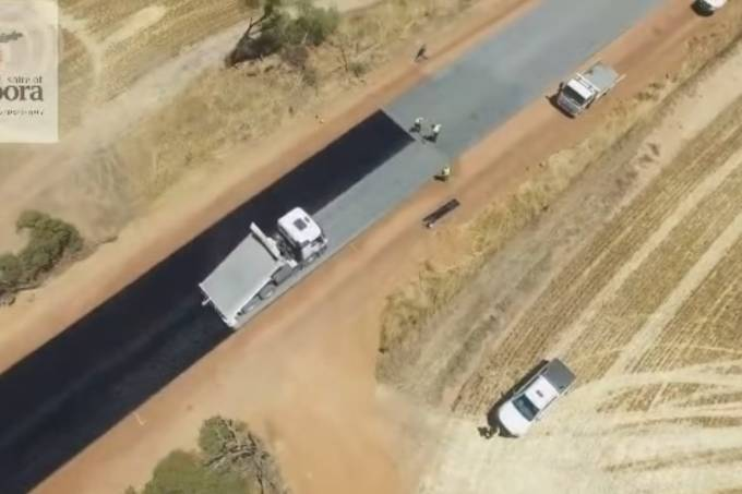 Estrada na Austrália