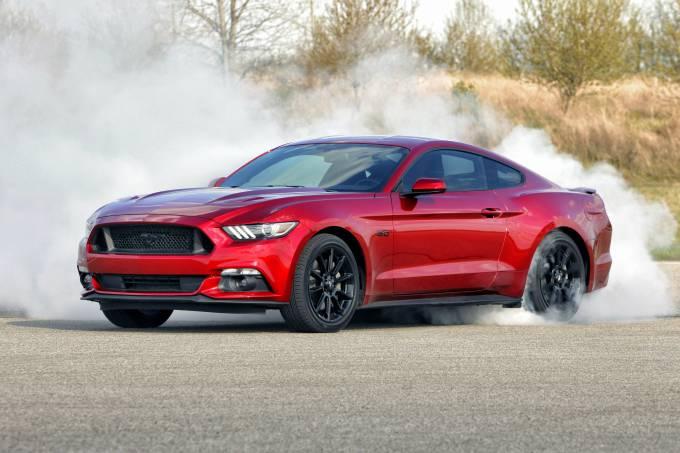 Ford Mustang GT 2018 terá modo silencioso
