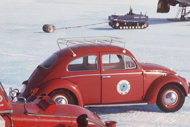 Fusca Red Terror Antártida