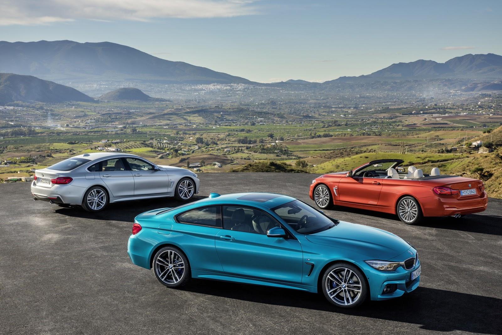 Gama BMW Série 4