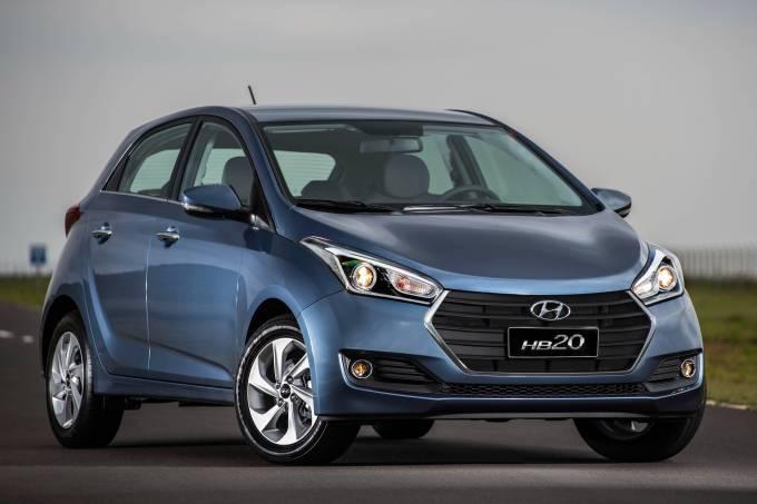 Hyundai HB20 1