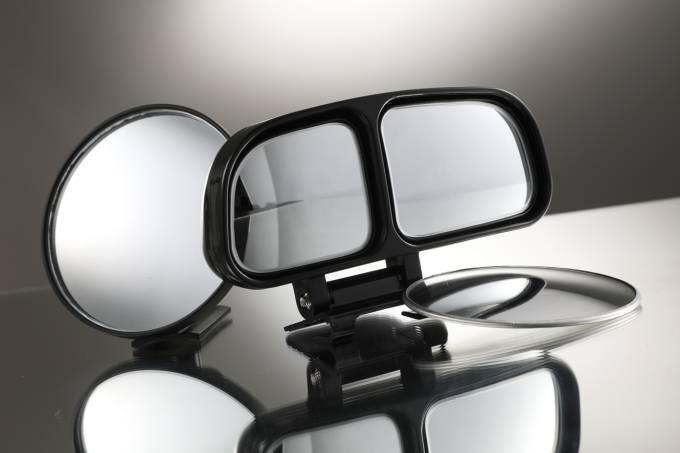 Teste de espelhos