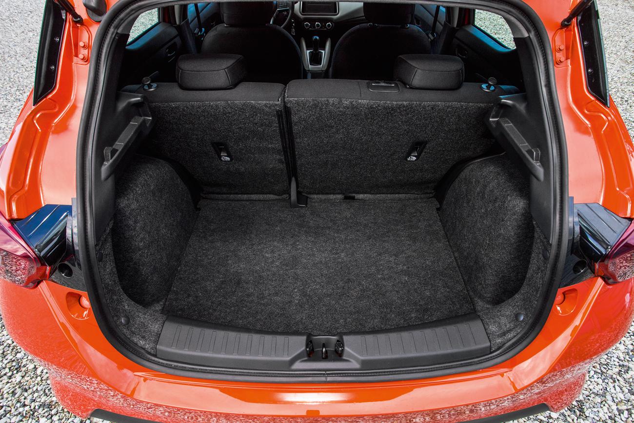 Porta-malas oferece 300 litros - 35 a mais que o modelo atual