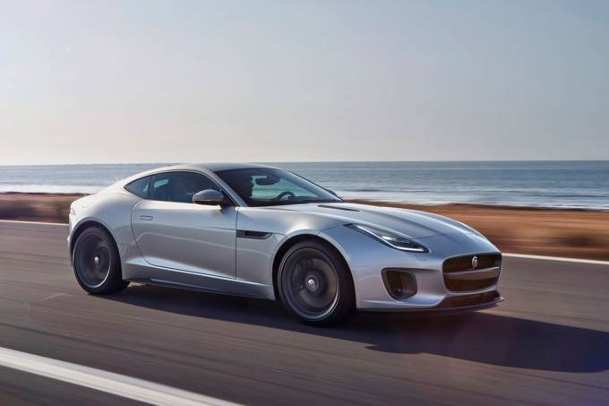 Jaguar F-Type 2018 3