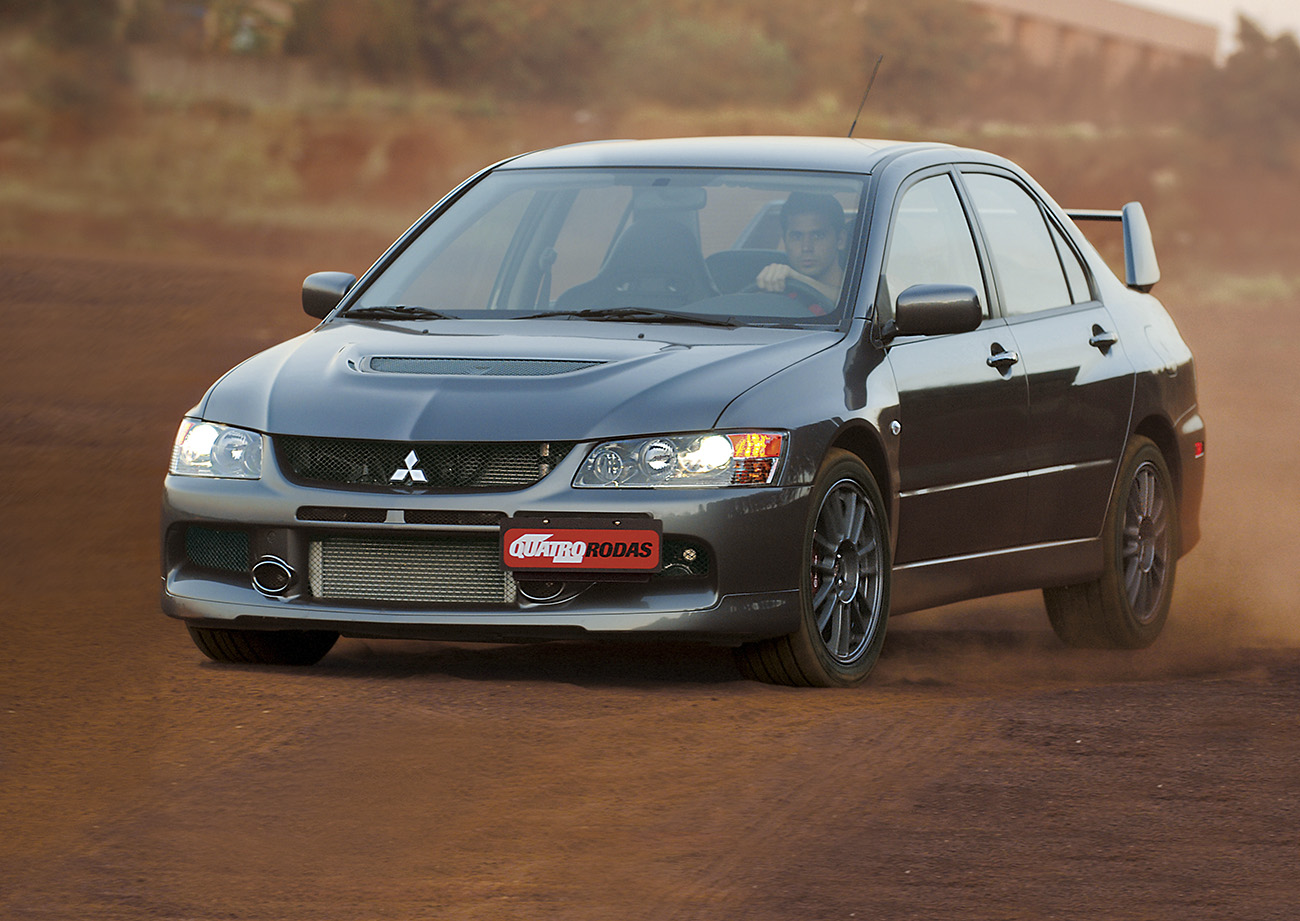 Mitsubishi Lancer Evolution IX MR