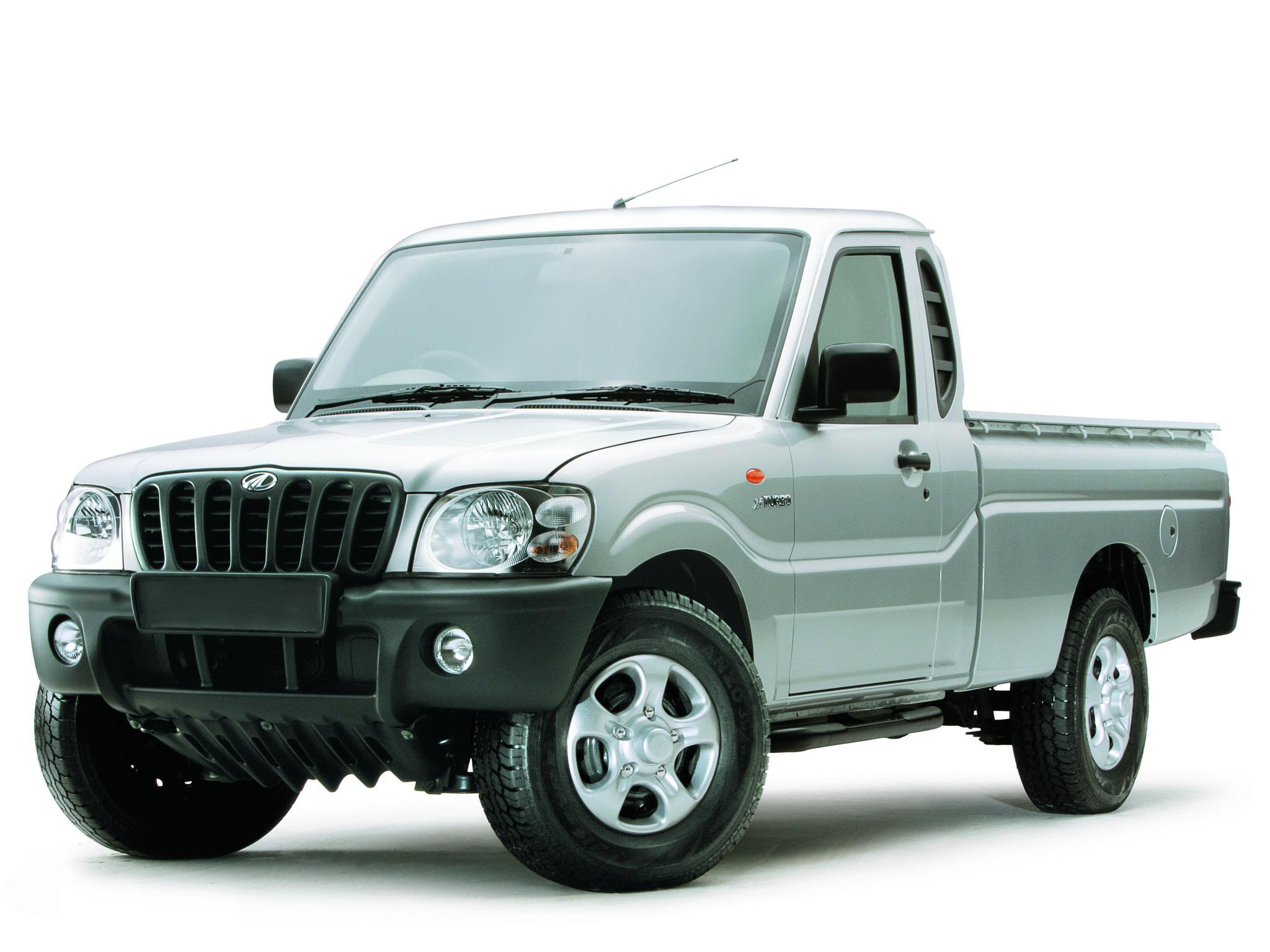 Antiquados, os modelos da Mahindra nunca foram campeões de venda