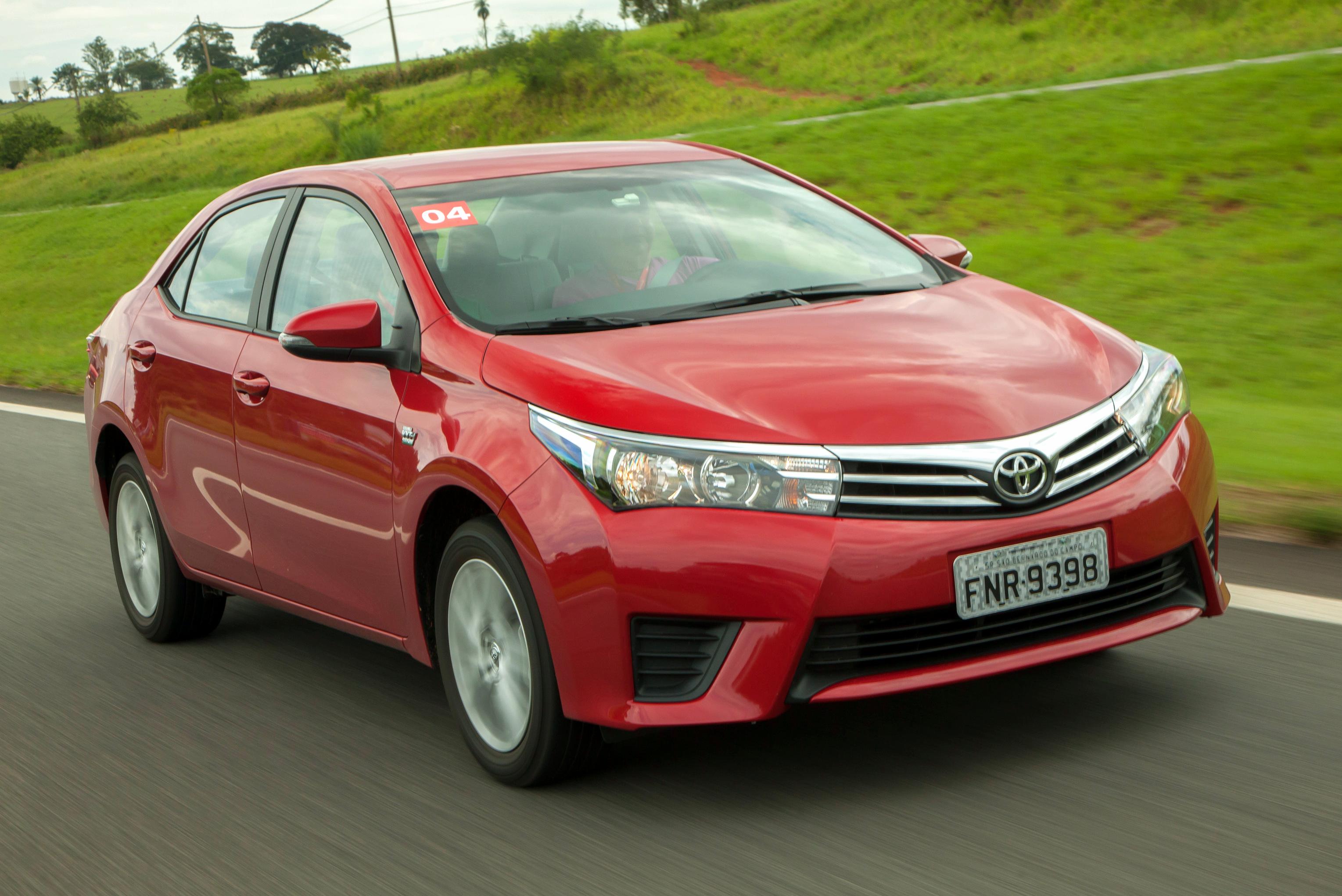 Toyota Corolla, mais vendido do mundo