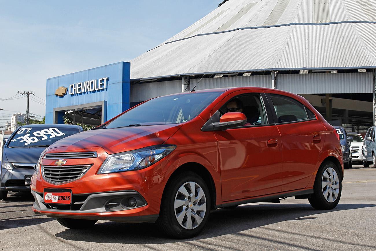 Chevrolet Onix no teste de Longa Duração da QUATRO RODAS