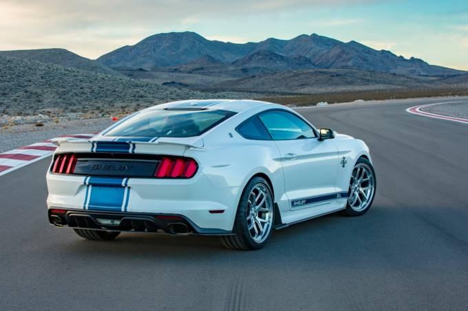 Mustang Shelby Super Snake
