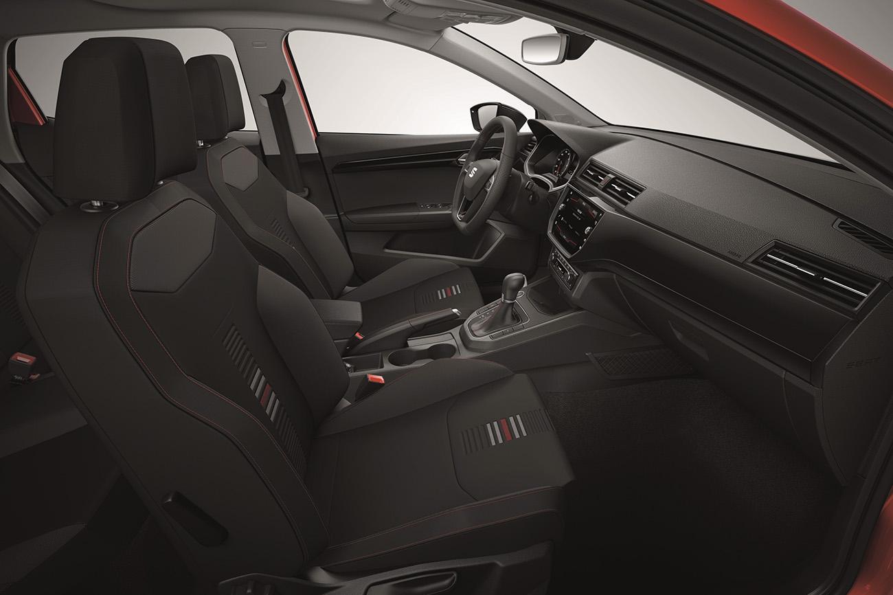 Cabine Novo Seat Ibiza