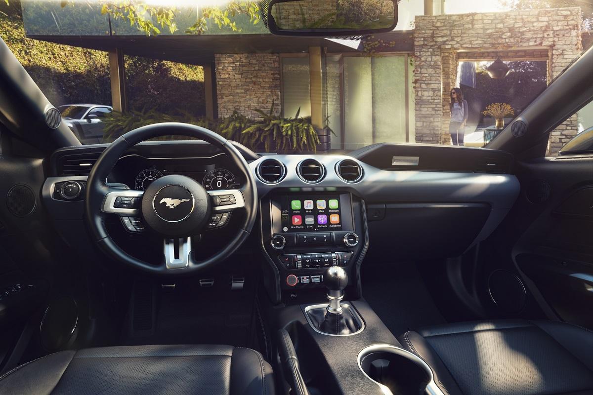 Interior Mustang GT
