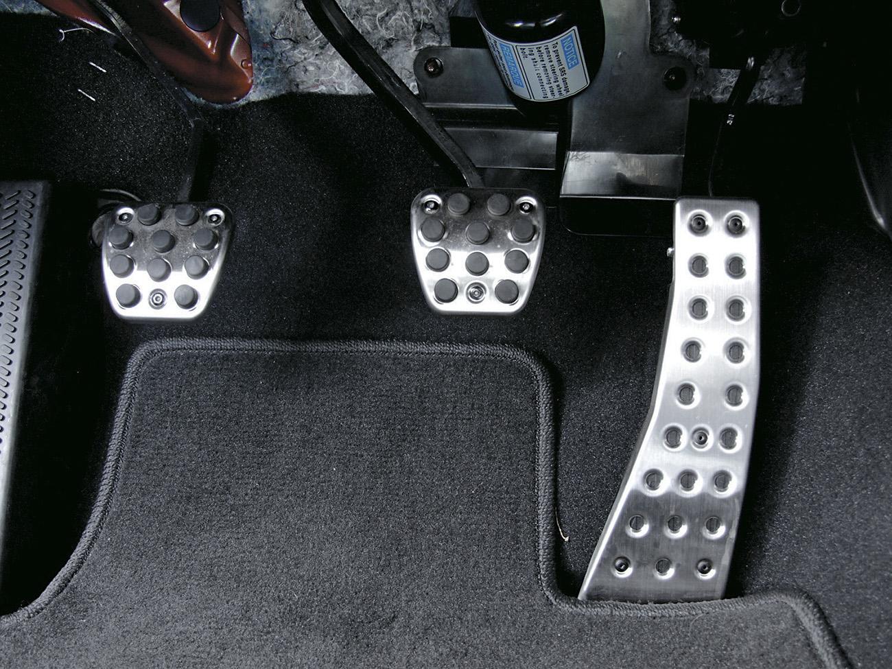 Pedais do Honda Civic Si em ótimo estado