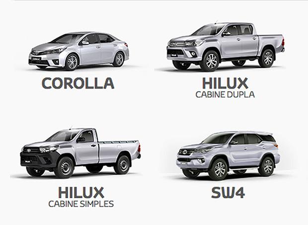Toyota Corolla, Hilyx e SW4