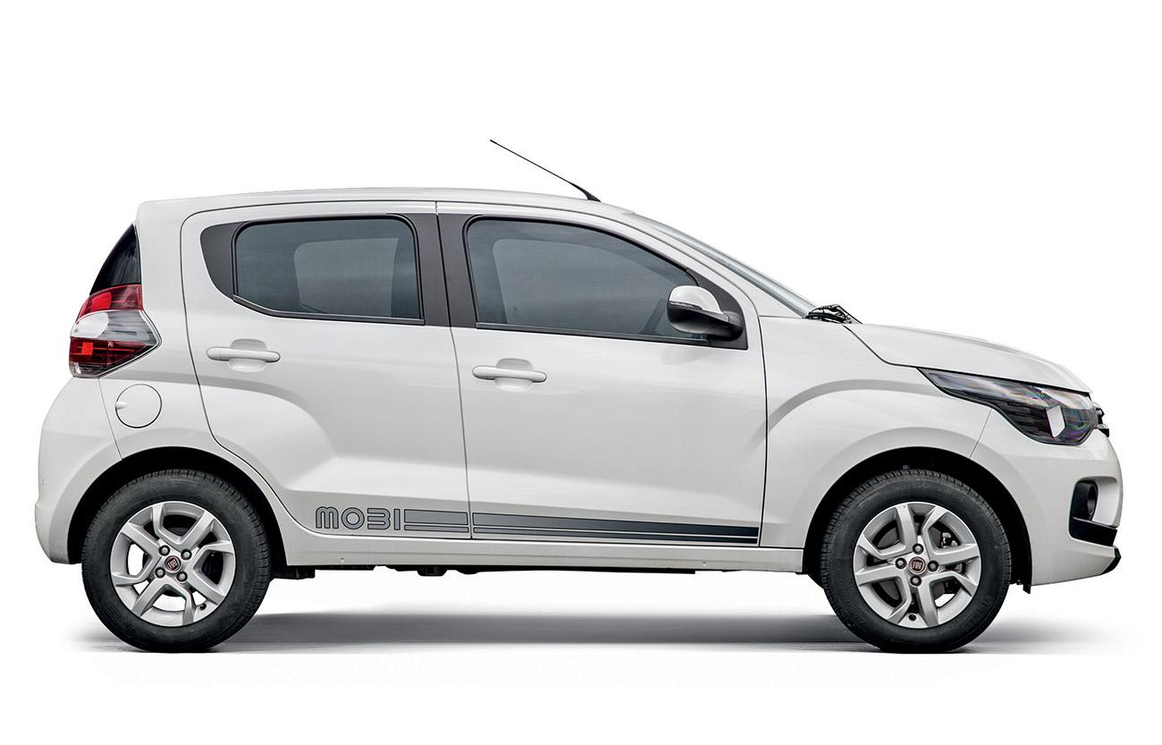 Longa Duração - Fiat Mobi