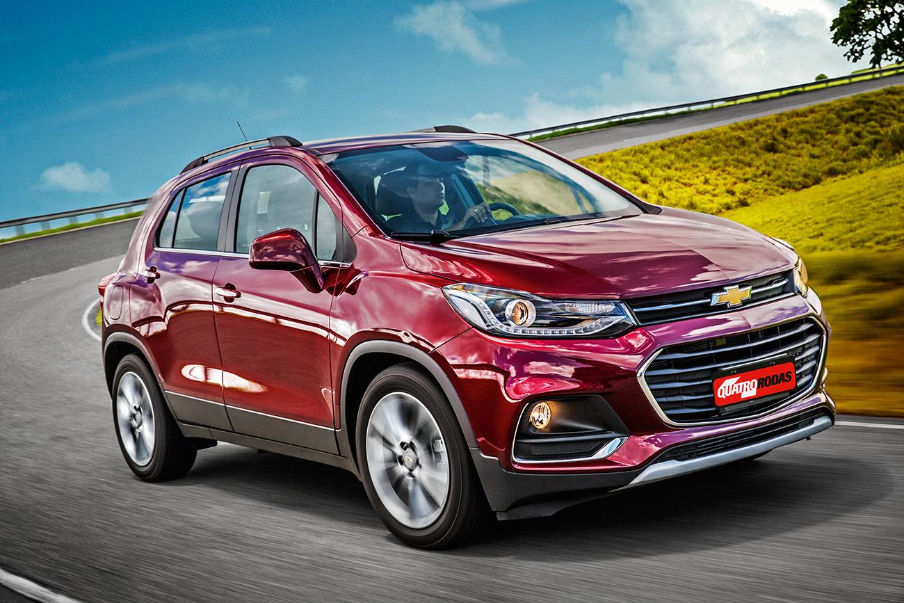 Impressoes Ao Dirigir Novo Chevrolet Tracker Ltz 1 4 Turbo