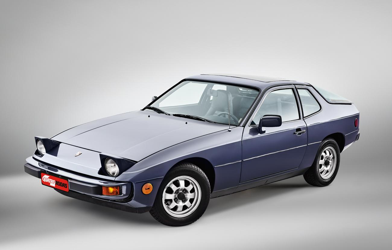 Retorno às origens: o 924 abusava de peças Volkswagen, assim como o 356