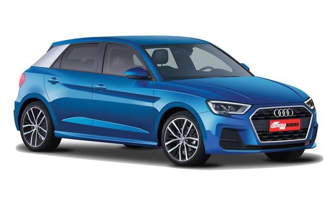 Audi A1 nacional