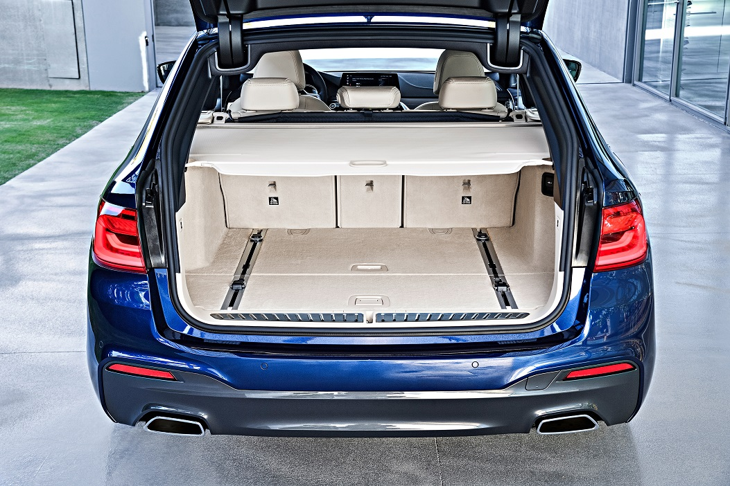 BMW Série 5 Touring porta-molas