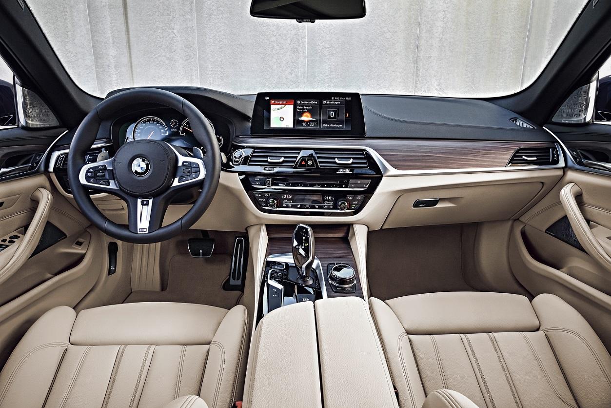 Cabine do BMW Série 5 Touring