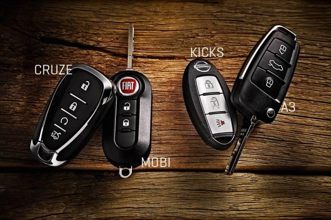 Longa Duração: chaves