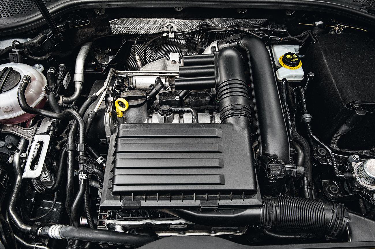 Motor 1.4 TSI produz 150 cv e 25,5 mkgf