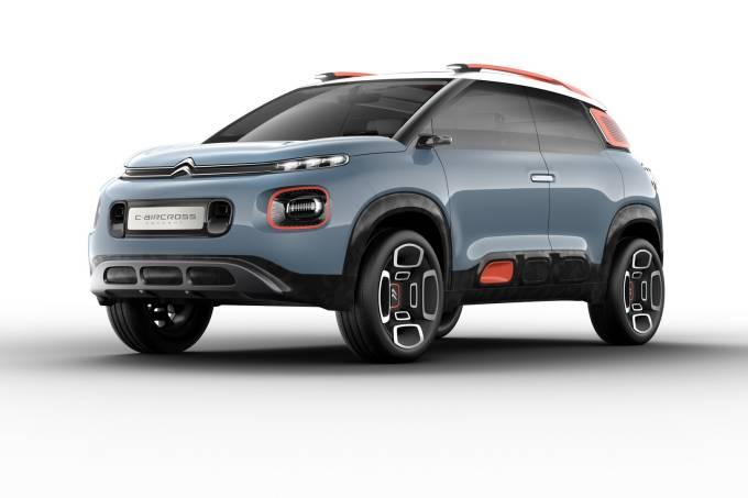 Citroën C-Aircross 1