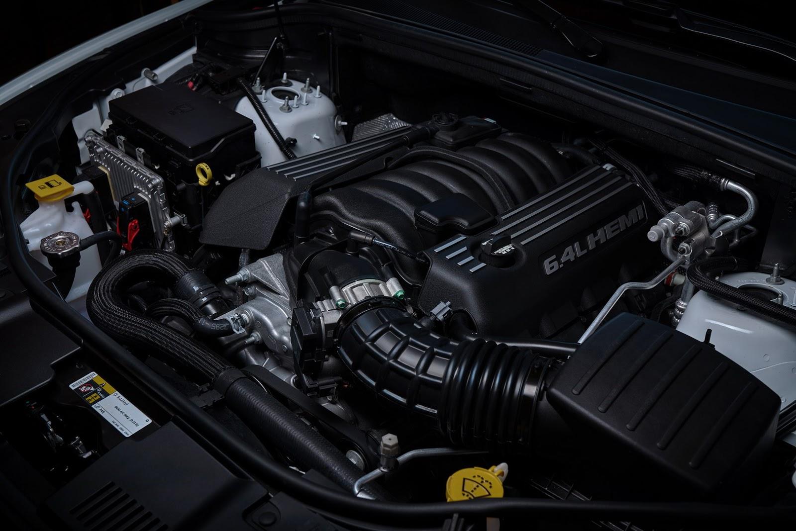 Dodge Durango SRT motor