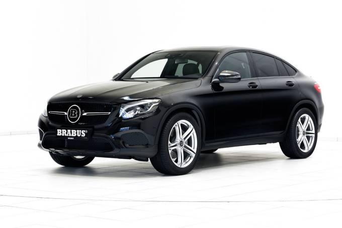 Mercedes-Benz GLC Coupé Brabus 1