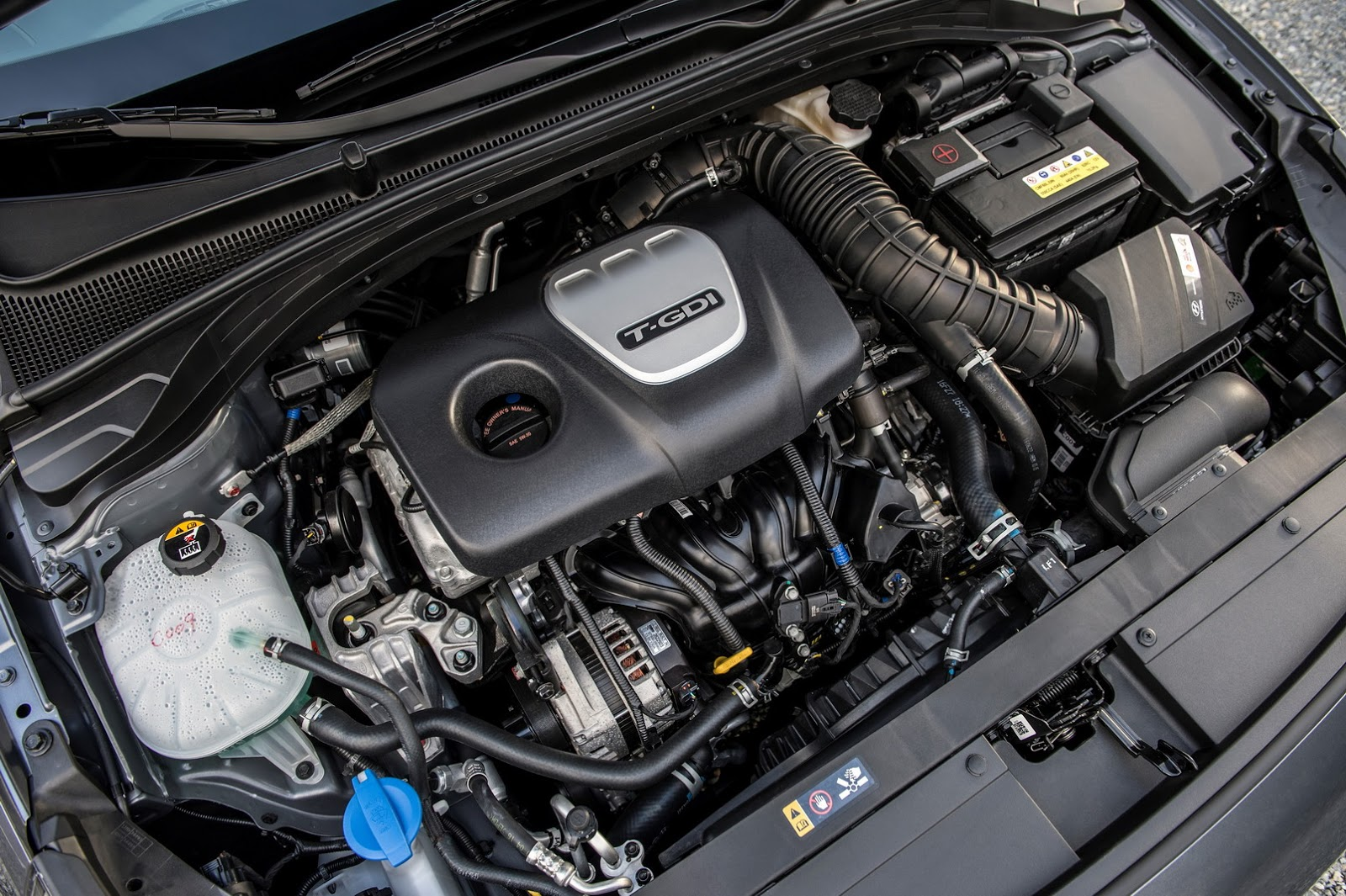 Hyundai Elantra GT motor