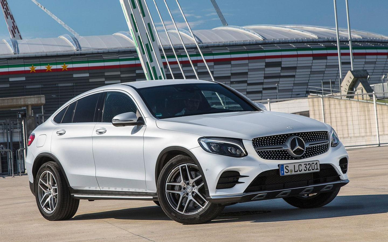 Mercedes Benz Glc Coupe Chega Ao Brasil Por R 299 900 Quatro Rodas