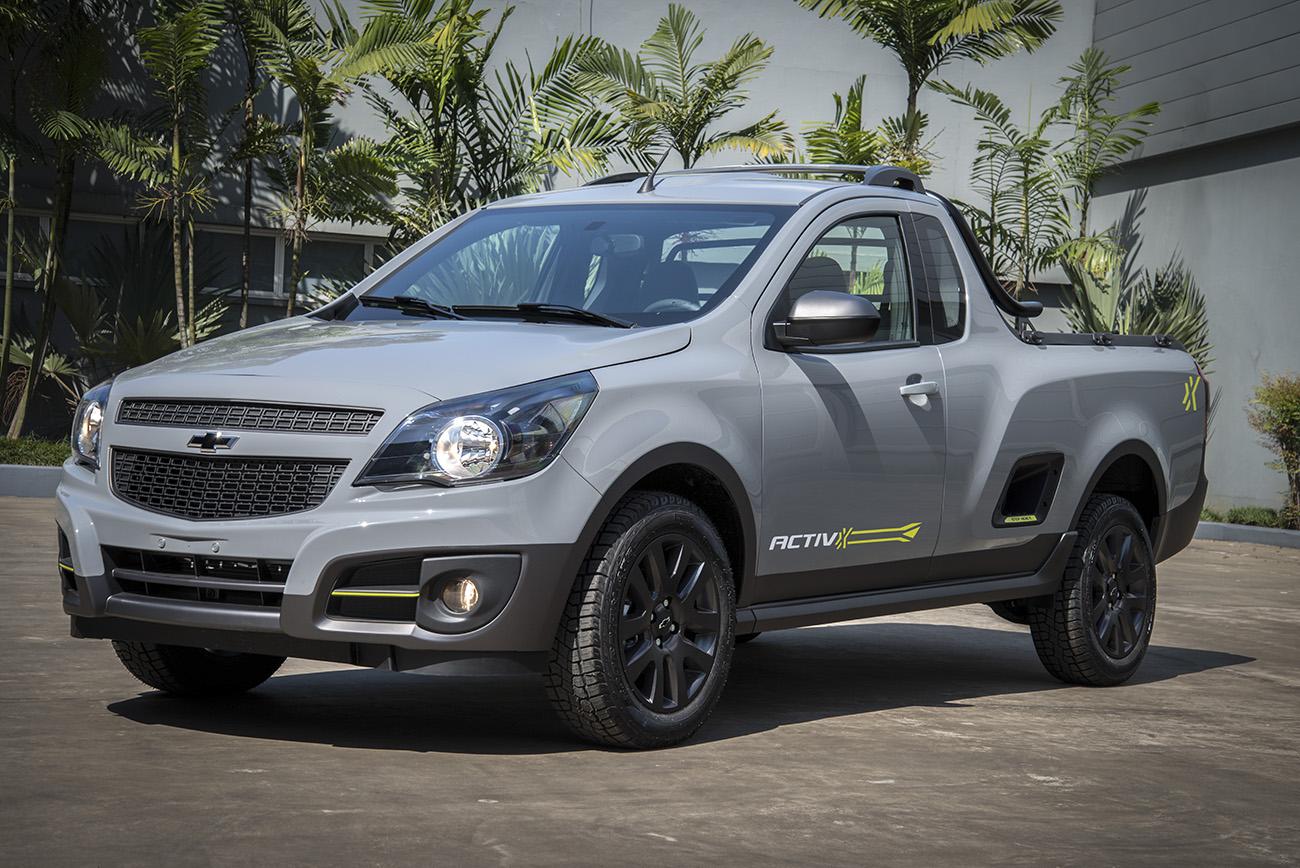 Chevrolet Montana Activ X