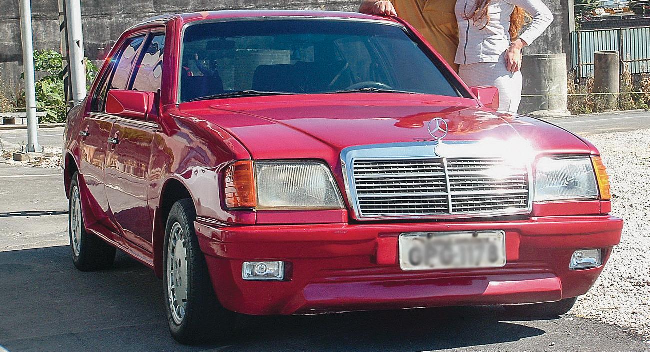 Monza 190 E