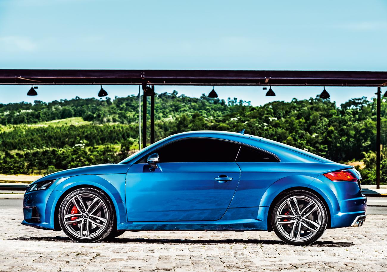 Compacto, o Audi se destaca pela agilidade