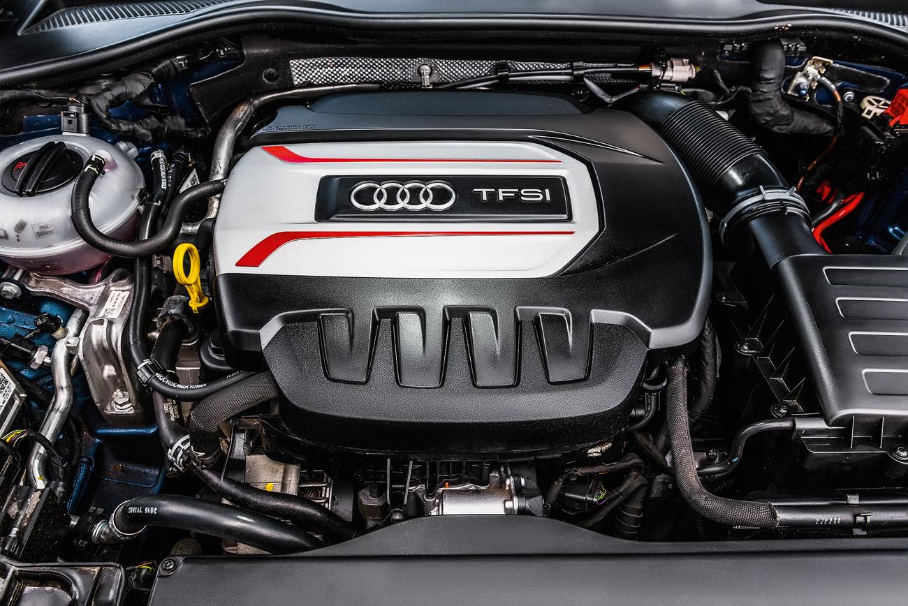 Motor 2 litros turbo da Audi tem injeção direta e gera 286 cv