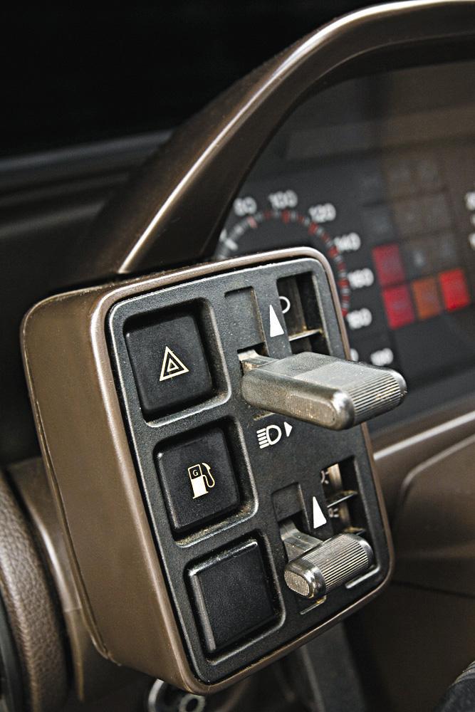Controles satélite, um clássico dos Fiat dos anos 80